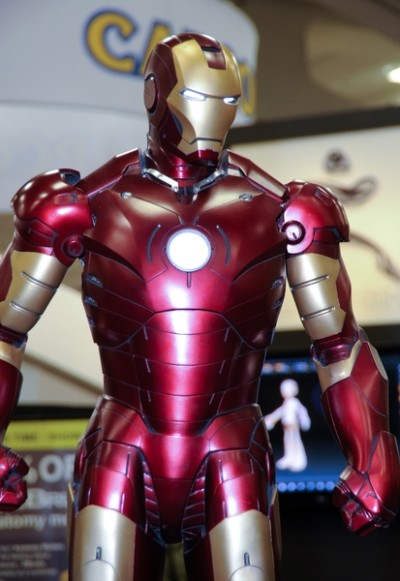 DIY Iron Man Costume | LoveToKnow