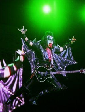 Kiss Costume Pictures