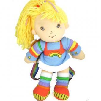 Rainbow Brite Costume Ideas