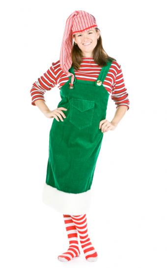 Santa's Helper Costumes