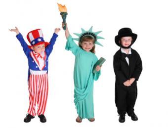 Ideas for Patriotic Costumes