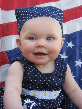 Infant 4th of July Costume