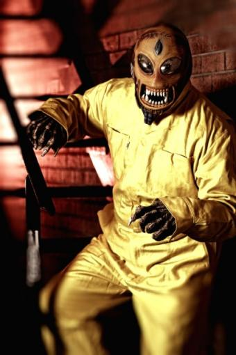Scary Halloween Costume Gallery
