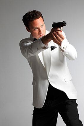 James Bond Costume Ideas