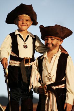 boy pirates