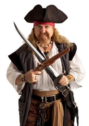 rough pirate