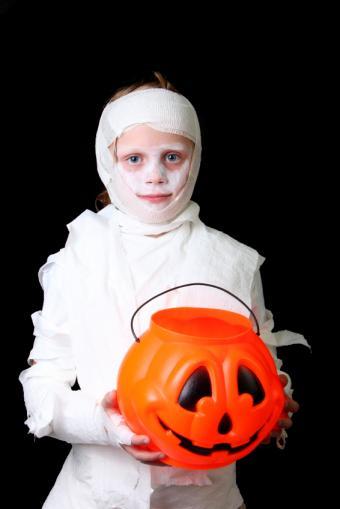 Kids' Halloween Costume Pictures