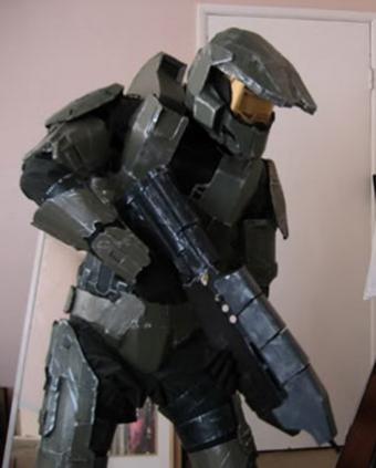 Mjolnir Armor Costume
