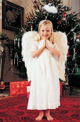 Homemade Christmas Costumes