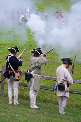 Patriot Uniforms During the American Revolution
