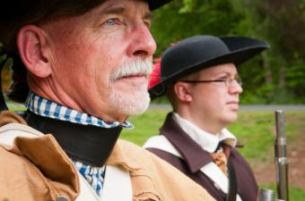 patriot uniforms