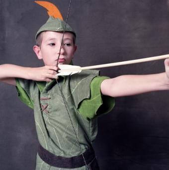 Robin Hood Costume Pattern