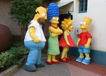 Simpsons Halloween Costumes