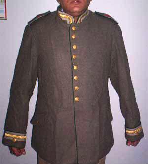 World War 1 German Tunic