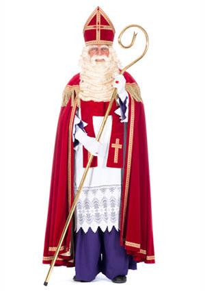 Traditional Santa Claus Costumes Around the World