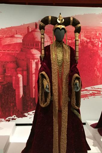 Princess Amidala costume