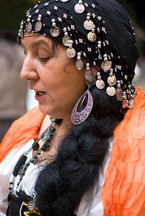 Gypsy style dress