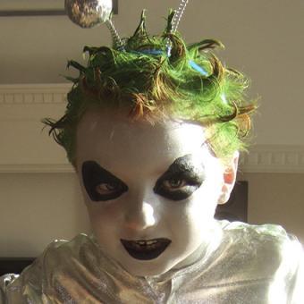 Alien Make-up