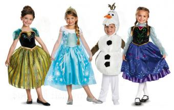 Frozen Costumes at Anniescostumes.com