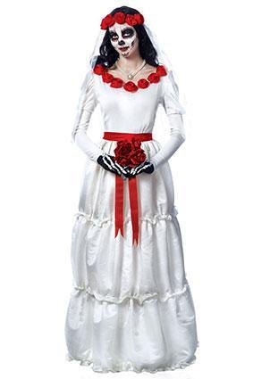 Costume Culture Day Of The Dead Bride Costume
