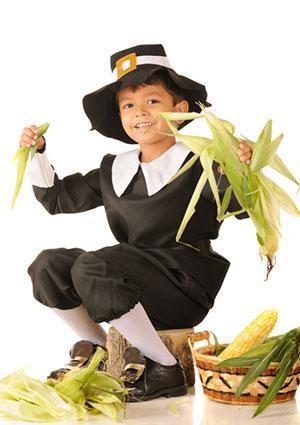 Pilgrim Costumes