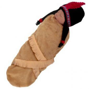 Native American Papoose Costume