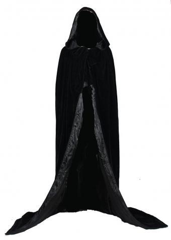 AngelWardrobe Halloween Hooded Cloak