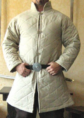 Viking Padded armor by Morgana's Collection