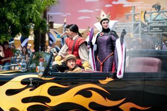 Disney Villain Ideas for Halloween