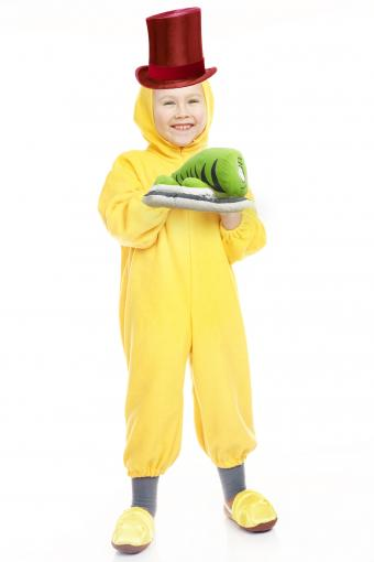 Sam I am costume