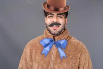 Mr. Brown costume