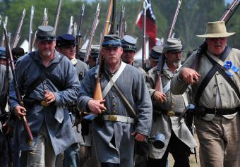 Confederate Soldiers