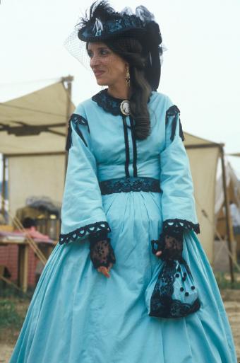 Woman Civilian Dress