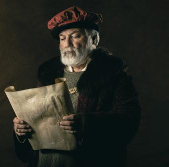 Noble Man Costume