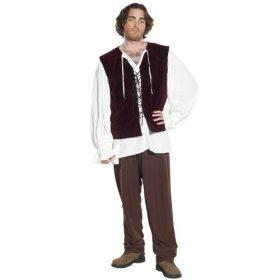 Big and Tall Halloween Costumes