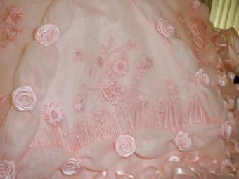 Azalea Trail Dress Detailing