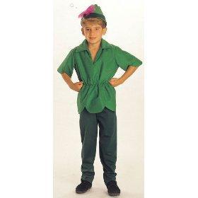 Peter Pan Costume Pattern