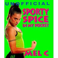 Sporty Spice Halloween Costume