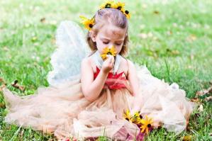 Make an easy fairy costume!