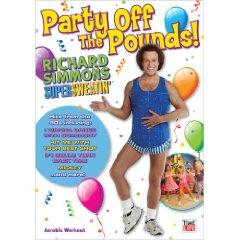 richard simmons outfit