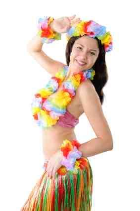 Hawaiian Dance Costumes