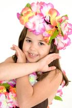 Childs Hawaiian Costume