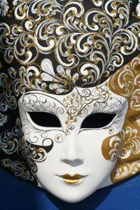 Handmade Masquerade Mask