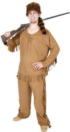 Adult Daniel Boone