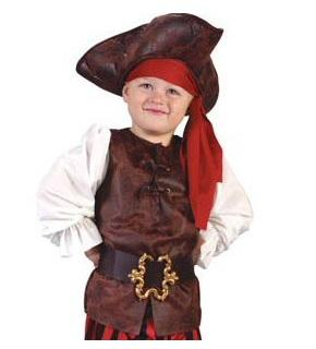 Party City's Buccaneer of the High Seas