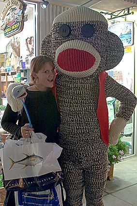 7d0b2497ea9 Sock Monkey Costume | LoveToKnow