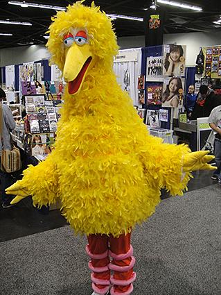 Flickr user Pop Culture Geek & Sesame Street Costume Ideas