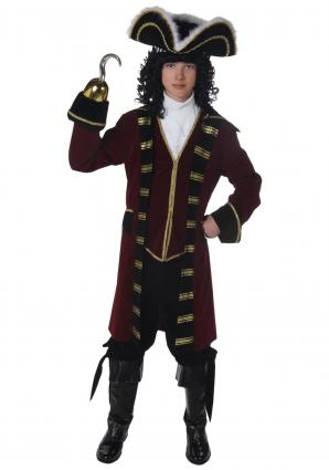 Teen Captain Hook costume at Amazon.com