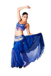 belly dance costume pattern