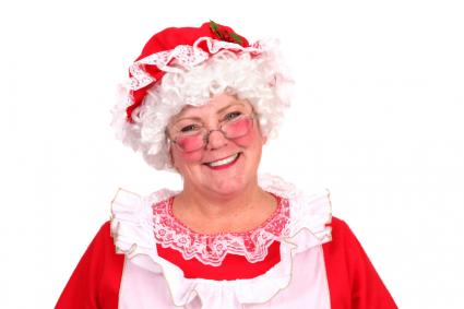 Mrs Santa Claus Costume Ideas